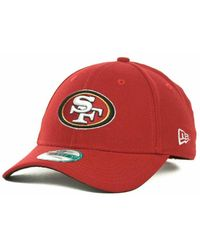 KTZ - San Francisco 49ers First Down 9forty Cap - Lyst