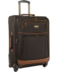 """Tommy Bahama Mojito 24"""" Softside Check-in Spinner - Brown"""