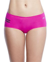2xist 2(x)ist Athletic Bonded Micro Hipster Underwear - Pink