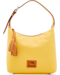 Dooney & Bourke - Patterson Leather Paige Sac Hobo - Lyst