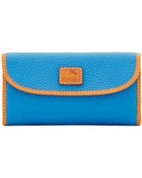 Dooney & Bourke - Patterson Trifold Wallet - Lyst