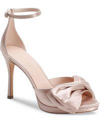 Kate Spade Bridal Sparkle Evening Dress Heels - Black