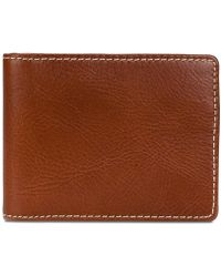 Patricia Nash - Men's Leather Money Clip Wallet - Lyst