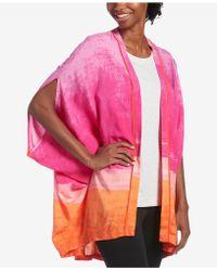 Hue - ® Printed Sleep Wrap - Lyst