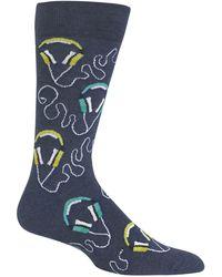 Hot Sox | Headphones Socks | Lyst