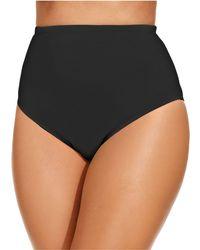La Blanca - Plus Size High-waist Swim Brief Bottom - Lyst