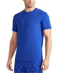 Polo Ralph Lauren Enzyme Crewneck T-shirt - Blue