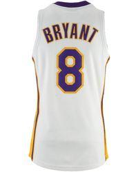 new arrival 556bd bad2a adidas Men'S Los Angeles Lakers Kobe Bryant Revolution 30 ...