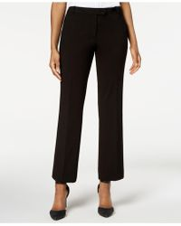 CALVIN KLEIN 205W39NYC - Pants, Modern Tab-front Trousers - Lyst