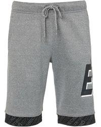 Ecko' Unltd Bold Fissure Knit Short - Grey