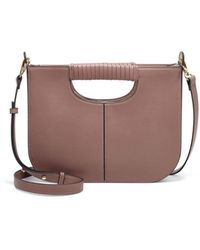 INC International Concepts Inc Elliah Cutout Handle Crossbody, Created For Macy's - Multicolor