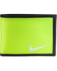 Nike - Men's Tech Essentials Slimfold Wallet - Lyst