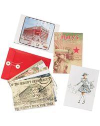 Macy's - Postcards - Lyst