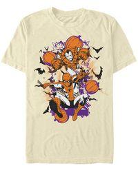 Fifth Sun - Classic Comics Spider-man Iron Man Halloween Short Sleeve T-shirt - Lyst