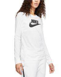 Nike - Sportswear Long-sleeve T-shirt - Lyst