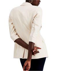INC International Concepts Inc Menswear Blazer, Regular & Petite Sizes, Created For Macy's - Natural
