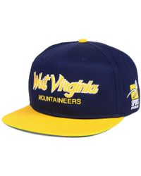 60feeb91823 Lyst - Nike West Virginia Mountaineers Featherlight Cap in Blue for Men