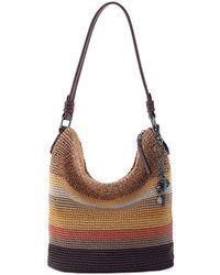 The Sak Sequoia Crochet Hobo - Multicolor