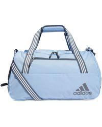 adidas Squad 4 Duffel Bag - Blue