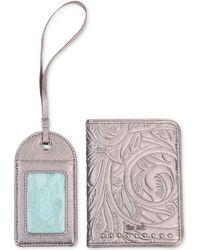 The Sak - Passport Holder & Luggage Tag - Lyst
