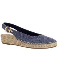 Bella Vita Olive Ii Shoe - Blue