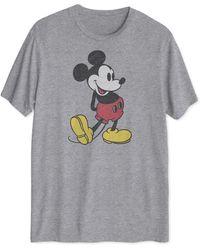 Hybrid Graphic T-shirt - Grey