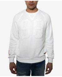 Sean John - 98 Embossed Sweatshirt - Lyst