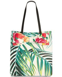 Betsey Johnson - Floral Tote - Lyst