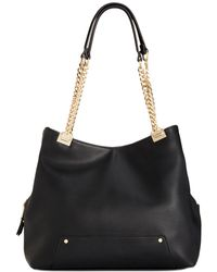 INC International Concepts Inc Trippii Chain Tote, Created For Macy's - Black