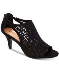 Style & Co. Hyrine Shooties, Created For Macy's - Black