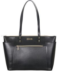 """Kenneth Cole Reaction - Faux Leather 15.0"""" Computer Tote - Lyst"""