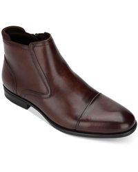 Kenneth Cole Reaction Edge Flex Boots - Brown