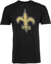 Lyst - Nike Men s New Orleans Saints Facility T-shirt in White for Men ca475c768