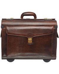 Mancini - Deluxe Wheeled Catalog Case - Lyst