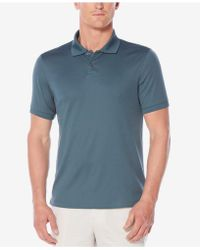 Perry Ellis - Men's Solid Polo - Lyst