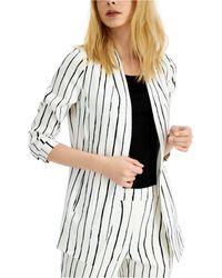 1X-Large Alfani Plus Size Embellished Open-Front Cardigan