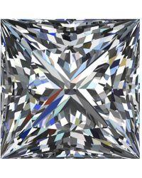 Macy's - Gia Certified Diamond Princess (3/4 Ct. T.w.) - Lyst