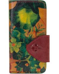 Patricia Nash - Alessandria Printed Leather Iphone 8 Case - Lyst