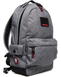 Superdry Hollow Montana Rucksack - Gray