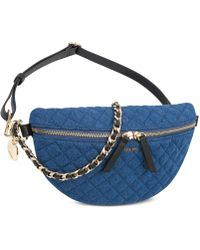 Nine West Imogen Small Belt Bag - Blue