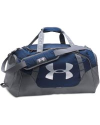 7bed3d60dd Lyst - Under Armour Ua Storm Undeniable Ii Md Duffle in Black for Men