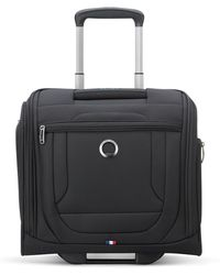 Delsey Helium Dlx Softside 2-wheel Underseater, Created For Macy's - Black