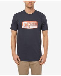 O'neill Sportswear - Road Dog T-shirt - Lyst