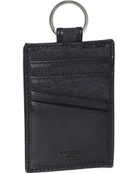 Buxton 1867 Collection Rfid I.d. Holder - Black