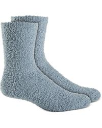 Charter Club Butter Socks, Created For Macy's - Gray
