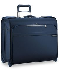 Briggs & Riley - Deluxe Wheeled Garment Bag - Lyst