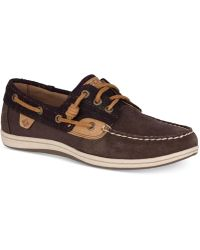 Sperry Top-Sider - Women's Song Fish Boat Shoes - Lyst