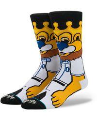 Stance - Kansas City Royals Mascot Crew Socks - Lyst