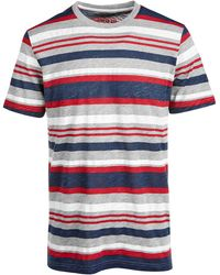 American Rag - Striped T-shirt, Created For Macy's - Lyst