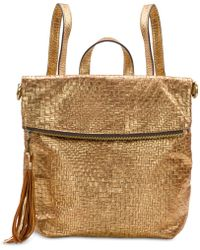 Patricia Nash - Woven Luzille Convertible Backpack - Lyst